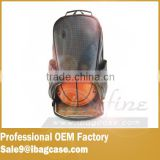 Men sports hot selling basketball backpack for Amazon seller