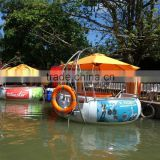 whole sale bbq donut boat for outdoors                                                                                                         Supplier's Choice