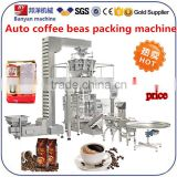 YB-520 machine manufacturers vegetable back sealing packing machine 2 function in one machine