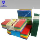 abrasive nylon cleaning scouring pad/polishing fiber                                                                         Quality Choice