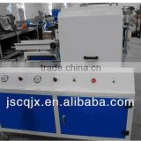 waste scrap tire strip cutting machine to pieces