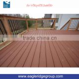 Eagleridge WPC wood plastic composite outdoor decking                                                                         Quality Choice
