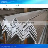 construction use aluminium angle bar with glossy surface