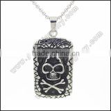 wholesale stainless steel skull bone pendant                                                                                                         Supplier's Choice