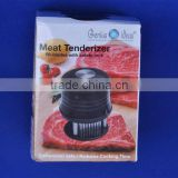 New Meat Tenderizer 56 Stainless Steel Sharp Razor Blades Tenderize Safety Lock                                                                         Quality Choice