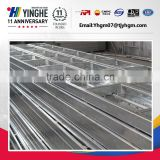 Heavy gauge steel or aluminum planks with matching angle and tee suspension systems for unsupervised