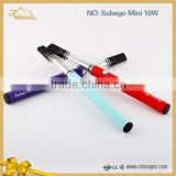 Free samples ecig vape pen subego mini 510 cbd empty tank 0.5ml clearomizer ecig wholesale