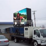 china LED supplier factory price mobile led tv screen truck xxx video