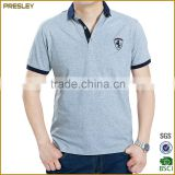 2016 New Arrival High Quality Men's Promotion Advertising Polo Shirts With Embroidery Logo