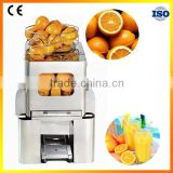2015 New product stainless steel orange juice squeezing machine,fresh lemon/lime squeezing machine