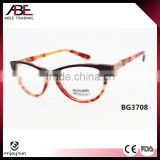 2016 women cat eye high quality handmade acetate eyeglasses optical frames optics spectacle                                                                                                         Supplier's Choice