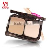 7.8g face powder Permanent Crystal Bright Lustrous Skin-beautifying Powder Cake (Dry/Wet Powder)