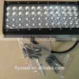 144W car led light bar, 4x4 SUV ATV 4WD Truck offroad
