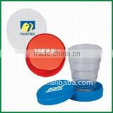 pill cup with pill box