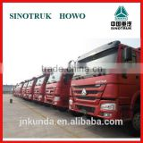 Used 20m3 Euro2 2016 new low price Sinotruk 336hp howo 6x4 dump truck for sale ZZ3257N3847A