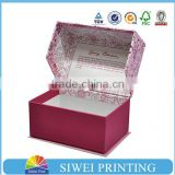 Handmade Kraft printing Cardboard handmade Paper drawer Soap Box Wholesale,soap packaging box