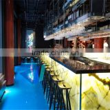 High end furniture Factory price night club lighting illuminated led table