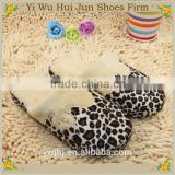 Soft Sole Flip-Flops Waffle Disposable Shower Slippers