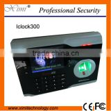 3.5'' TFT screen support different language TCP/IP 8000 user businesses management software fingerprint time attendance system
