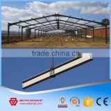 Factory Wholesale construction design steel structure warehouse structural cs section purlins steel structure warehouse crane