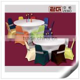 Colorful Lycra Wedding Spandex Chair Cover
