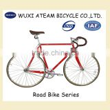 Pista 4130 Grade Cr-Mo Bicycle Frame Single Speed Road Bike Factory Price