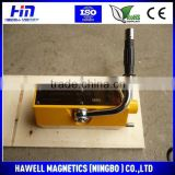 3.0 times safety factors permanent magnetic lifters