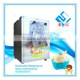 five nozzle hard ice cream machine /commercial hard ice cream freezer /good taste hard icecream machine
