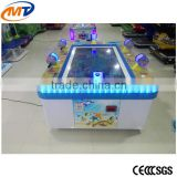 High win rate catch fish gambling game machine, 2016 Latest electronic fish game, catching fish game machine for sale