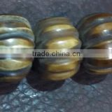 hand carved handmade natural bone beads for jewelry designers, art and crafts, kids crafts, scrapbooking, bead stores,