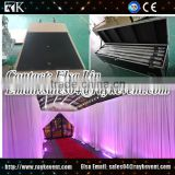Wedding party telescopic pole brush pipe and drape used pipe and drape for event backdrop