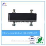 3dB Hybrid Coupler rf Combiner 2 in 2 out 2:2 with N Female Connectors (Telecommunication)