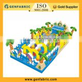 2013 New outdoor equipment and inflatable amusement park on sale --animal zoo Inflatable amusement park