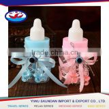 Professional Factory Cheap Wholesale OEM Design jar wedding candy bottles Fastest delivery