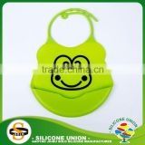 custom silicone soft baby bibs silicone disposable baby bib silicone bandana dribble bib pocket bib