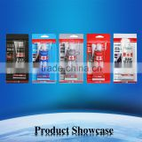 OEM High-temp automotive adhesive glue 100% Grey RTV silicone sealant gasket maker with super glue