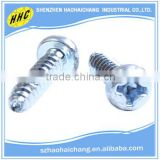 China hardware manufacturer customized metal non-standard welding anchor threaded phillips screw