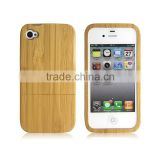 2014 new product Bamboo phone case for iphone 4s