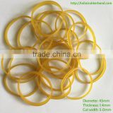 Natural Rubber band for Tying the Plastic Bag - Vegetable and Flower and can withstand heat