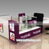 Mall nail bar kiosk for manicure | nail bar kiosk design | nail beauty kiosk design for sale