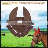 Custom Embroidery Logo Horse Grand Prix Ear Net