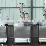 800-1200 can/hour semi automatic aerosol can filling machine
