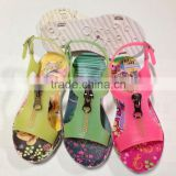 PVC Air Blowing Kids Sandals