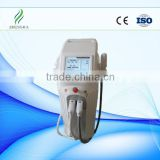 2014 Newest design beauty equipment of ipl skin rejuvenation and elight hair removal