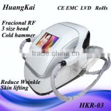 2015 High quality !!! RF fractional SRF skin mate beauty machine huangkai
