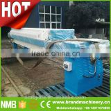 Factory price liquid filter machine, machine filter press, manual press filter with good quality