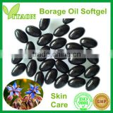 2015 New ISO GMP Certificate and OEM Private Label Borage Oil and Pure Vitamin E Oil Softgel
