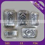 Disposable Aluminum foil containers, BBQ, Pans fast food packing, Factory