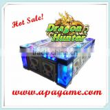 Igs Original Dragon Hunter Plus Upgraded Version with Lock Target Catch Fishing Game Machine hot sale
