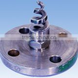 Stainless Steel Flange fixed of spiral spray nozzle